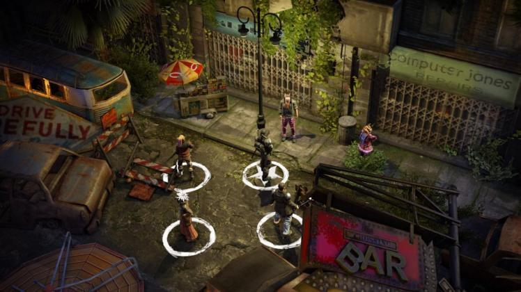 la California secondo Wasteland 2