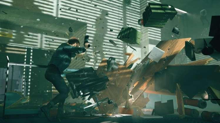 il prossimo gioco dei creatori di Max Payne