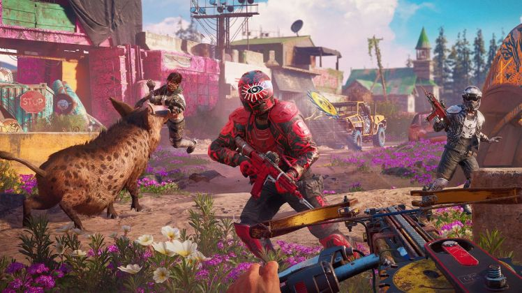 il colorato fps post-apocalittico di Ubisoft
