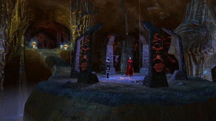 dungeon, spiriti e maghi rossi di thay