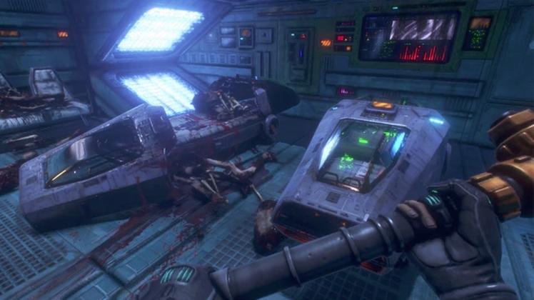 System Shock con grafica moderna