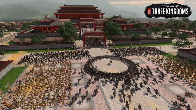 Total War per la prima volta in Cina