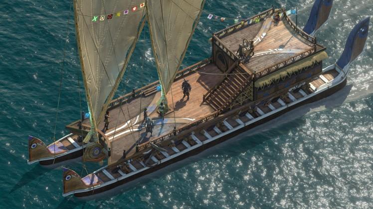 Navi e pirati in PoE2