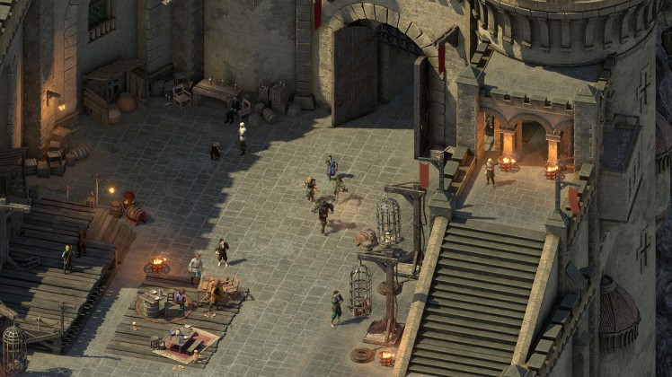 Fort Deadlight in Pillars of Eternity II