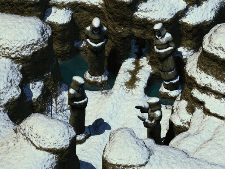 Tempio in Icewind Dale