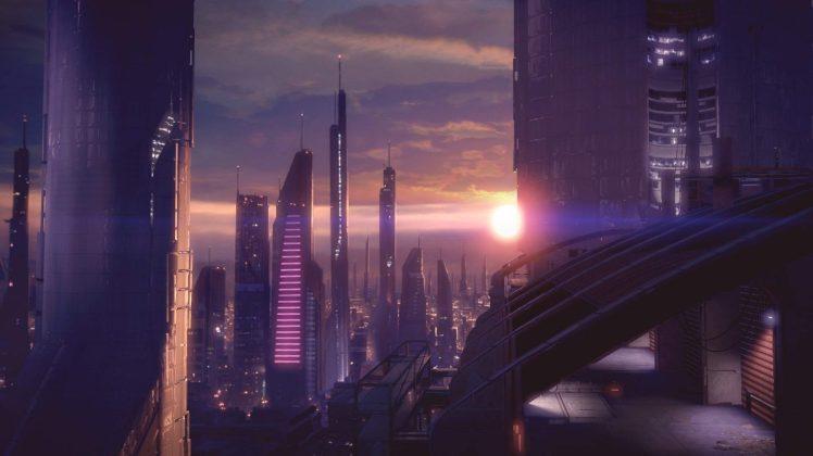il pianeta Illium in Mass Effect 2